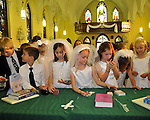 St. Patrick Church/School 2013 First Communion Class.