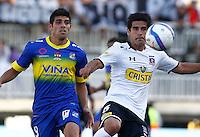 Clausura 2014 Everton vs Colo Colo