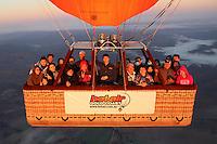 20150810 August 10 Hot Air Balloon Gold Coast