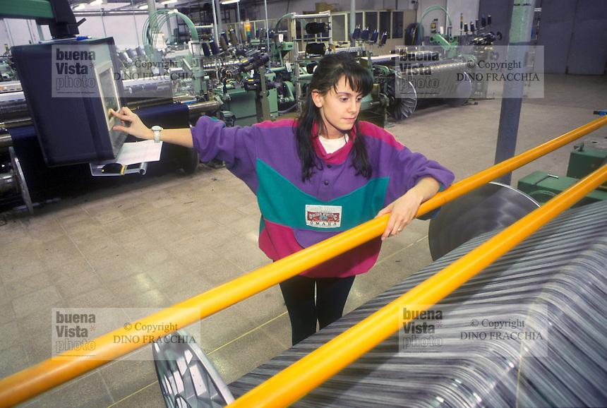 - La Ferla wool factory....- lanificio La Ferla