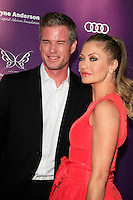 Rebecca Gayheart and Eric Dane attending the 11th Annual Chrysalis Butterfly Ball held at a private residence in Los Angeles, California on 9.6.2012..Credit: Martin Smith/face to face /MediaPunch Inc. ***FOR USA ONLY*** NORTEPHOTO.COM