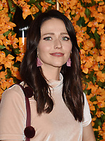 PACIFIC PALISADES, CA - OCTOBER 06: Johanna Braddy arrives at the 9th Annual Veuve Clicquot Polo Classic Los Angeles at Will Rogers State Historic Park on October 6, 2018 in Pacific Palisades, California.<br /> CAP/ROT/TM<br /> &copy;TM/ROT/Capital Pictures