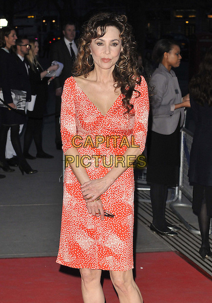 LONDON, ENGLAND - APRIL 02: Marie Helvin attends the &quot;The Glamour of Italian Fashion 1945-2014&quot; private view, V&amp;a Museum, Cromwell Rd., on Wednesday April 02, 2014 in London, England, UK.<br /> CAP/CAN<br /> &copy;Can Nguyen/Capital Pictures