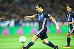 Shinji Okazaki (JPN),<br /> MARCH 29, 2016 - Football / Soccer :<br /> FIFA World Cup Russia 2018 Asian Qualifier Second Round Group E match between Japan 5-0 Syria at Saitama Stadium 2002 in Saitama, Japan. (Photo by Kenzaburo Matsuoka/AFLO)