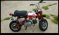 BNPS.co.uk (01202 558833)<br /> Pic: BNPS<br /> <br /> A motorcycle that was owned by John Lennon in the sixties has emerged for sale and is being tipped to sell for over &pound;30,000.
