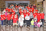 TURN OUT: A fantasic turn out to support the Kerry Branch of MS IOreland for their 5k walk and sponsored by Garvey's Super Valu,Tralee on Sunday from the Carlton Hotel, TraleeClub.......