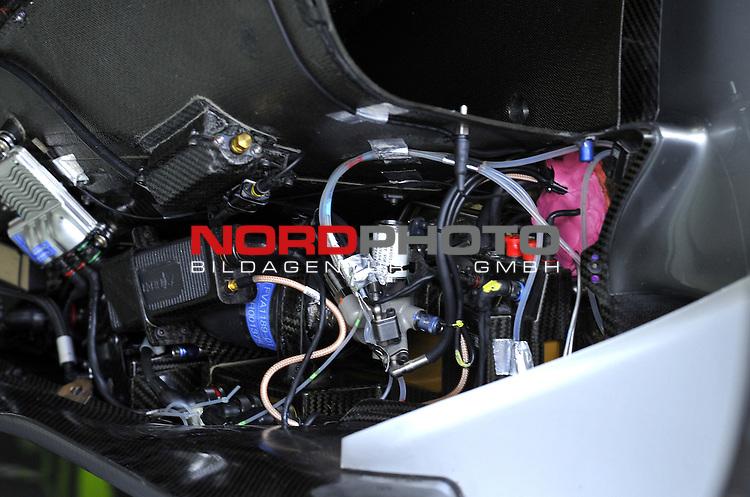 05.-08.09.2011, Autodromo Nationale, Monza, ITA, F1, Grosser Preis von Italien, Monza, im Bild  Mercedes F1 W04 <br />  Foto &copy; nph / Mathis