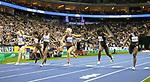 14.02.2020, Mercedes Benz Arena, Berlin, GER, ISTAF-Indoor 2020 Berlin, im Bild <br /> 60m <br /> Lisa Marie Kwayie (GER)<br /> <br />      <br /> Foto © nordphoto / Engler