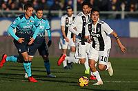 Paulo Dybala Juventus<br /> Bergamo 26-12-2018  Stadio Atleti Azzurri d'Italia <br /> Football Campionato Serie A 2018/2019 <br /> Atalanta - Juventus<br /> Foto Cesare Purini / Insidefoto