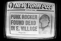 1991-1995 Punk Rock