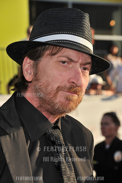"Frank Miller at the world premiere of ""The X-Files: I Want To Believe"" at Grauman's Chinese Theatre, Hollywood..July 23, 2008  Los Angeles, CA.Picture: Paul Smith / Featureflash"