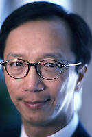 Antony Leung - Hong Kong Former Financial Secretary
