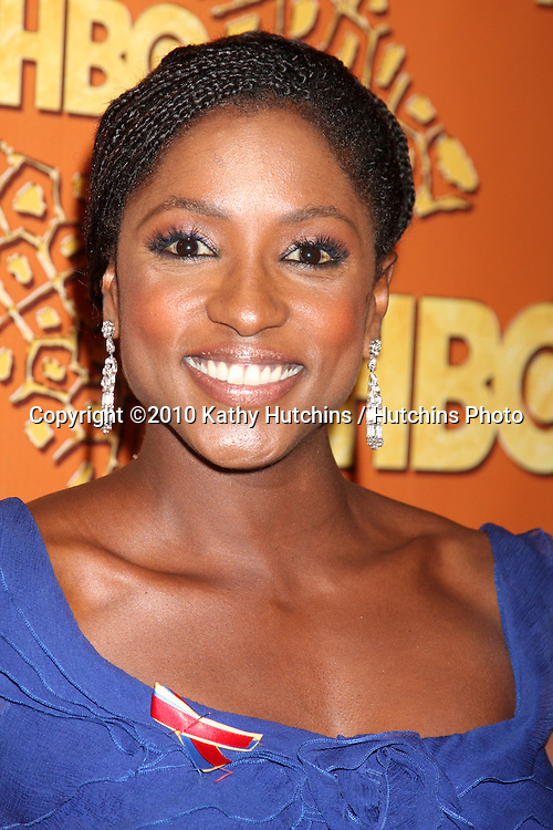Rutina Wesley.arriving at the 67th Annual Golden Globe Awards Official HBO After Party.Beverly Hilton Hotel.Beverly Hills, CA.January 17, 2010.©2010 Kathy Hutchins / Hutchins Photo....