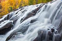 Bond Falls Scenic Site, MI<br /> Cascading waters on Bond Falls, Ontonagon County