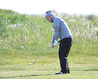 Greg Mungovan (Headfort)<br /> during the first round of the East of Ireland Amateur Open Championship 2013 Co Louth Golf club 1/6/13<br /> Picture:  Thos Caffrey / www.golffile.ie