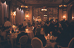 New Years Eve dinner at the Ritz Hotel London England.  The English Season published by Pavilon Books 1987