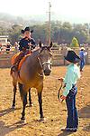 Mariposa Horse Show Lead Line 2015