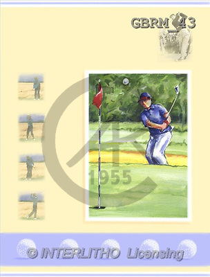 Roger, MASCULIN, paintings, trad male golf 2_1(GBRM43,#M#)
