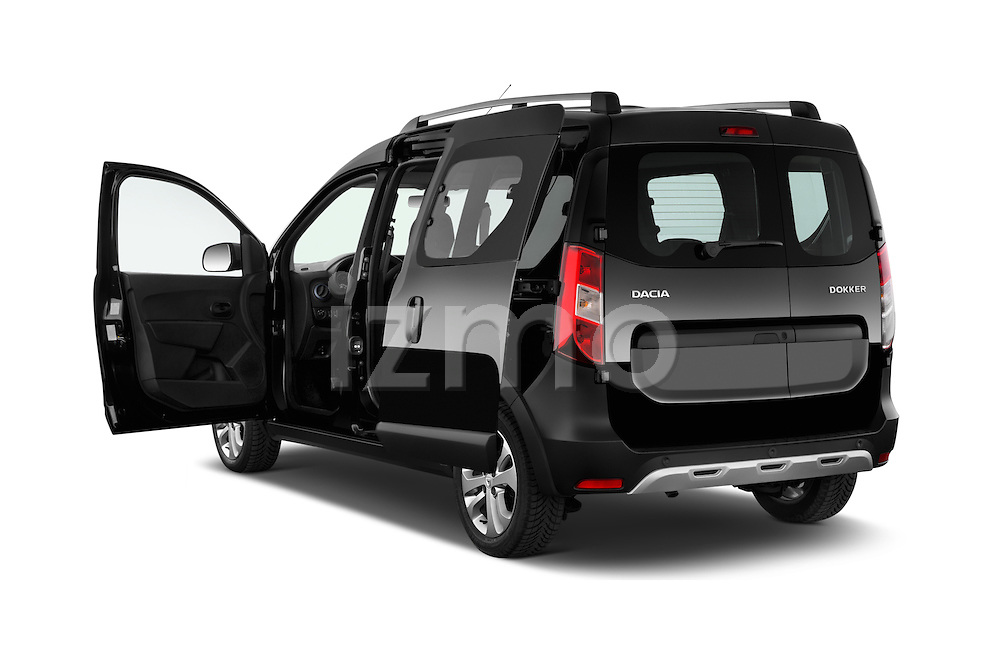 Car images of a 2015 Dacia Dokker Stepway 5 Door Minimpv Doors