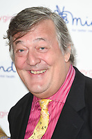 Stephen Fry at the Virgin Money Giving Mind Media Awards at the Odeon Leicester Square, London, UK. <br /> 13 November  2017<br /> Picture: Steve Vas/Featureflash/SilverHub 0208 004 5359 sales@silverhubmedia.com
