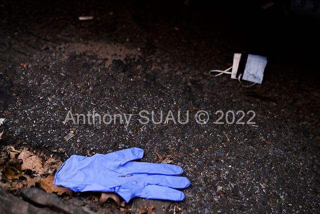 Brooklyn, New York - March 22, 2020<br />
