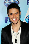 Kris Allen at the 2009 American Idol Finale at the Nokia Theatre in Los Angeles, May 20th 2009...Photo by Chris Walter/Photofeatures