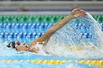 Ryosuke Irie (JPN), <br /> AUGUST 19, 2018 - Swimming : <br /> Men's 100m Backstroke Final <br /> at Gelora Bung Karno Aquatic Center <br /> during the 2018 Jakarta Palembang Asian Games <br /> in Jakarta, Indonesia. <br /> (Photo by Naoki Nishimura/AFLO SPORT)