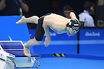 Takuro Yamada (JPN), <br /> SEPTEMBER 12, 2016 - Swimming : <br /> Men's 100m Freestyle S9 Final <br /> at Olympic Aquatics Stadium<br /> during the Rio 2016 Paralympic Games in Rio de Janeiro, Brazil.<br /> (Photo by AFLO SPORT)