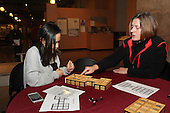 Participants were invited to come out and learn to play ancient games this past Saturday at the Oriental Institute located at 1155 E. 58th Street.