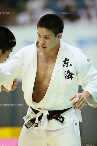 Matthew Baker, <br /> NOVEMBER 10, 2013 - Judo : <br /> Kodokan Cup 2013 <br /> Men's -90kg <br /> at Chiba Port Arena, Chiba, Japan. <br /> (Photo by YUTAKA/AFLO SPORT)