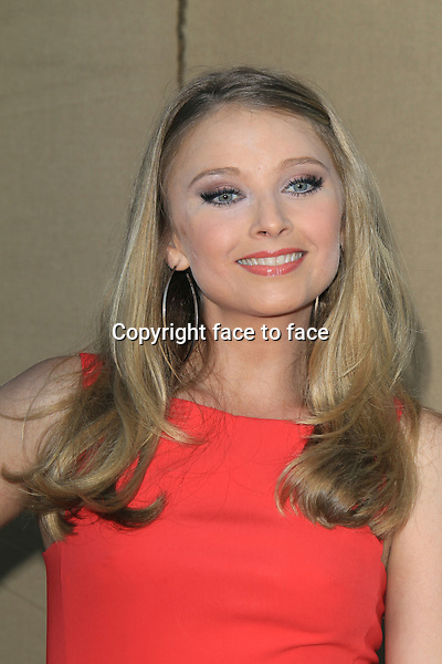 Elisabeth Harnois at the CW, CBS and Showtime 2013 summer TCA party in Los Angeles, California, 29.07.2013.<br />