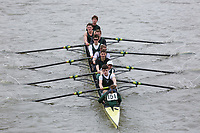 Crew: 151   St Cuthberts Society, Durham     A<br /> <br /> Eights Head of the River (HoRR) 2018<br /> <br /> To purchase this photo, or to see pricing information for Prints and Downloads, click the blue 'Add to Cart' button at the top-right of the page.