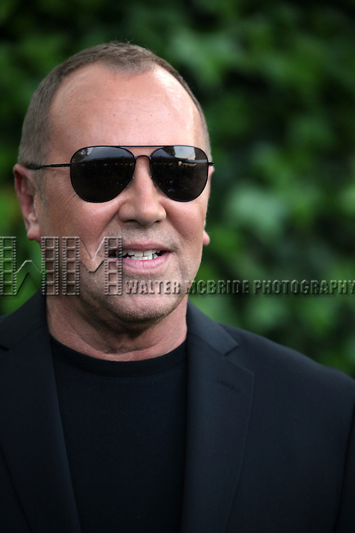 Michael Kors attends the 12th Annual Spring Picnic Celebrating the Bette Midler New York Restoration Project's 18th Anniversary at Gracie Mansion in New York City on May 30th, 2013