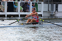 THE DIAMOND CHALLENGE SCULLS<br /> G. Suursild (542)<br /> J.A. Kirkwood (536)<br /> <br /> Henley Royal Regatta 2018 - Thursday<br /> <br /> To purchase this photo, or to see pricing information for Prints and Downloads, click the blue 'Add to Cart' button at the top-right of the page.