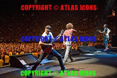 Rage Against The Machine.Photo Credit: David Atlas/Atlas Icons.com
