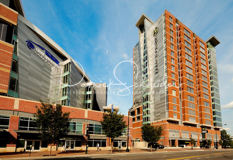 The Hotel Sierra in Charlotte Center City opened in spring 2011 in the heart of Uptown Charlotte, NC. Adjacent to Time Warner Cable Arena, the hotel is also two blocks from The EpiCentre (and entertainment and restaurant hot spot).