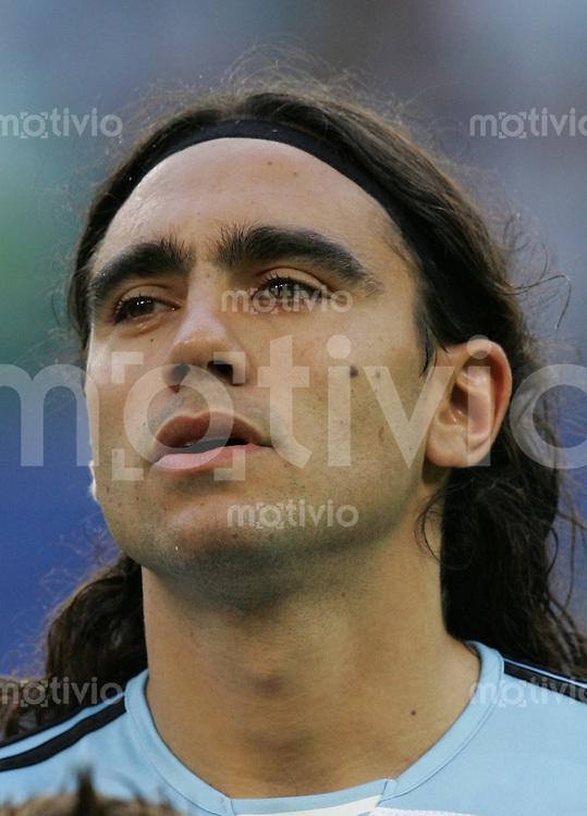 Fussball WM 2006  Gruppenspiel  Vorrunde Gruppe C  Argentinien - Elfenbeinkueste  Hernan CRESPO (ARG)