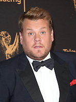 LOS ANGELES, CA - SEPTEMBER 09: James Corden, at the 2017 Creative Arts Emmy Awards at Microsoft Theater on September 9, 2017 in Los Angeles, California. <br /> CAP/MPIFS<br /> &copy;MPIFS/Capital Pictures