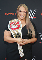 NORTH HOLLYWOOD, CA - JUNE 6: Nia Jax,  WWE's First-Ever Emmy &quot;For Your Consideration&quot; Event at The Saban Media Center in North Hollywood, California on June 6, 2018. <br /> CAP/MPIFS<br /> &copy;MPIFS/Capital Pictures