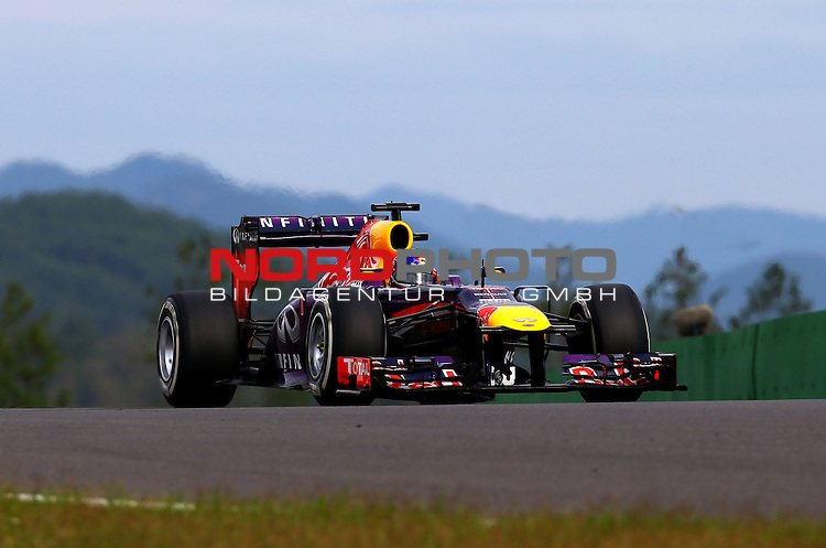 Sebastian Vettel (GER), Red Bull Racing <br /> for Austria &amp; Germany Media usage only!<br />  Foto &copy; nph / Mathis