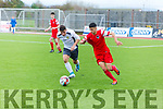 SSE Airtricity U15 League Kerry SBGL v Cork City at Mounthawk Park on Saturday. Kerry's Romon Gasana