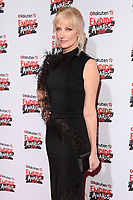 Joely Richardson<br /> arriving for the Empire Awards 2018 at the Roundhouse, Camden, London<br /> <br /> ©Ash Knotek  D3389  18/03/2018