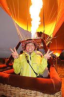20150918 18 September Hot Air Balloon Cairns
