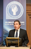 "**** NO FEE PIC***.12/04/2012 .ICCL Director Mark Kelly.during a conference on the ""The EU Directive on Victims Rights: Opportunities and Challenges for Ireland"" hosted by the the Irish Council for Civil Liberties (ICCL) in Dublin Castle..Photo: Gareth Chaney Collins"