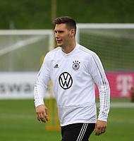 Niklas Süle (Deutschland Germany) - 03.06.2019: Trainingslager der Deutschen Nationalmannschaft zur EM-Qualifikation in Venlo/NL