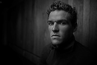 Greg Van Avermaet..start of 2012 season.portrait