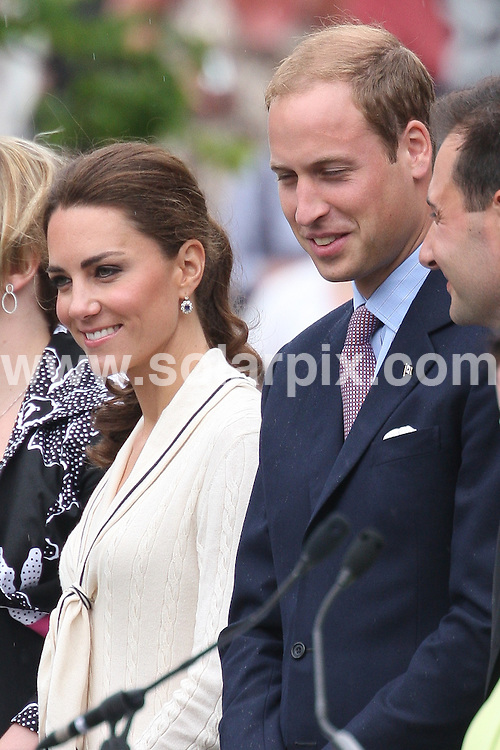 **ALL ROUND PICTURES FROM SOLARPIX.COM**                                             **WORLDWIDE SYNDICATION RIGHTS**                                                                                  Prince William and Catherine, Duchess of Cambridge arrive at province house Charlottetown Prince Edward Island Canada                                                                          This pic:     Prince William and Catherine, Duchess of Cambridge                                                                                       JOB REF:   13664     WMB       DATE:   04.07.11                                                         **MUST CREDIT SOLARPIX.COM OR DOUBLE FEE WILL BE CHARGED**                                                                      **MUST AGREE FEE BEFORE ONLINE USAGE**                               **CALL US ON: +34 952 811 768 or LOW RATE FROM UK 0844 617 7637**