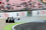 Crash of Lewis Hamilton (GBR), Mercedes GP<br /> for the complete Middle East, Austria &amp; Germany Media usage only!<br />  Foto &copy; nph / Mathis