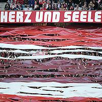 FUSSBALL   1. BUNDESLIGA  SAISON 2011/2012   11. Spieltag FC Bayern Muenchen - FC Nuernberg        29.10.2011 FC Bayern Muenchen SUEDKURVE in der ALLIANZ ARENA