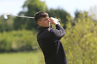 Aaron Lennie (Clandeboye) on the 5th tee during Round 4 of the Ulster Stroke Play Championship at Galgorm Castle Golf Club, Ballymena, Northern Ireland. 28/05/19<br /> <br /> Picture: Thos Caffrey / Golffile<br /> <br /> All photos usage must carry mandatory copyright credit (© Golffile | Thos Caffrey)
